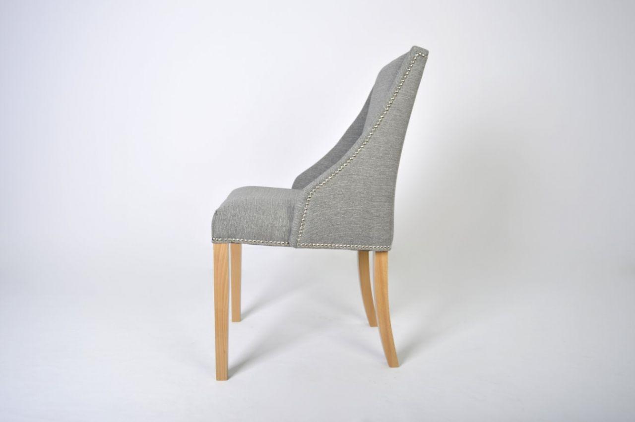 Polsterstuhl Stuhl ORAN Massivholz Buche
