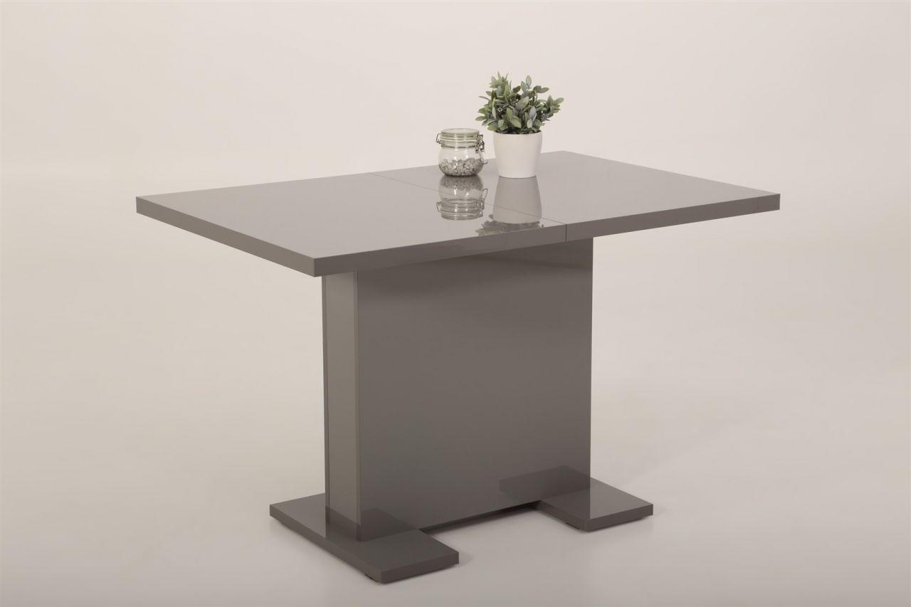 Exquisit Esstisch 160x80 Ideen Von Auszugstisch Joline Säulentisch 120-160x80 Cm In Hgl