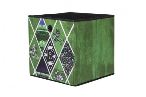 Faltbox Box - Borussia Mönchengladbach / Nr.1 - 32 x 32 cm