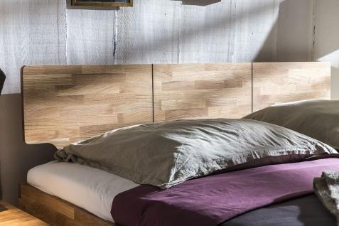 Massivholzbett Schlafzimmerbett - ELO - Bett Wildeiche 160x200 cm - Vorschau 4