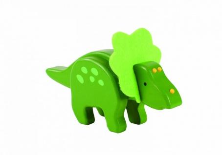 Holzspielzeug - Triceratops