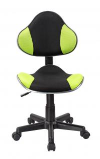 Drehstuhl Bürostuhl Stuhl - Nr 25 - Schwarz-Grün