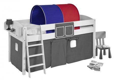 hochbett rot g nstig sicher kaufen bei yatego. Black Bedroom Furniture Sets. Home Design Ideas