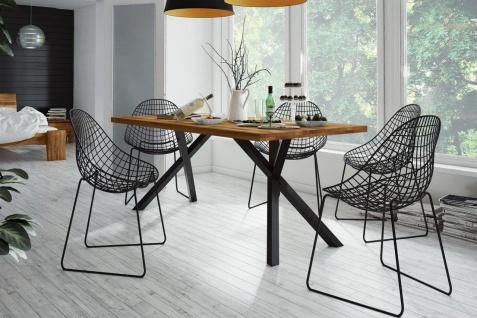 Esstisch Tisch FRIDA Buche massiv 170x90 cm