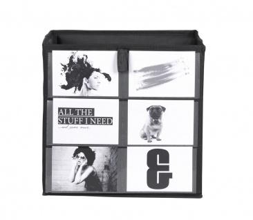 Faltbox Box Fotobox- Delta Foto - Größe: 32 x 32 cm