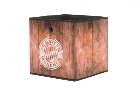 Faltbox Box - FC Bayern / Nr.3 - 32 x 32 cm / 3er Set