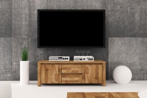 Lowboard TV-Schrank MAISON Buche massiv 115x43x45 cm