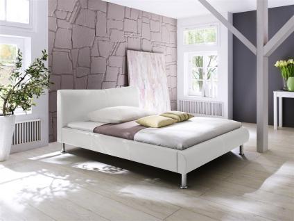 Bett Weiß 160x200 günstig online kaufen bei Yatego