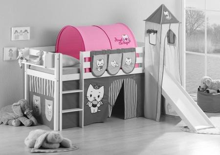 Tunnel Angel Cat Sugar - für Hochbett. Spielbett und Etagenbett
