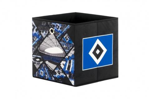 Faltbox Box - HSV / Nr.1 - 32 x 32 cm