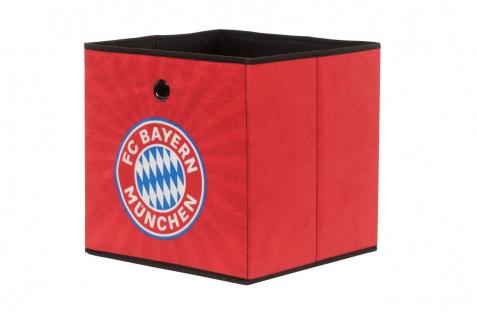 Faltbox Box - FC Bayern / Nr.1 - 32 x 32 cm / 3er Set