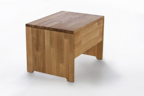 Massivholzbett Schlafzimmerbett - Reni - Bett Wildeiche 160x200 cm - Vorschau 3