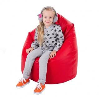 Sitzsack Belo XL - Sitzsackerlebniss in Microfaser und 21 Farben - Vorschau 3
