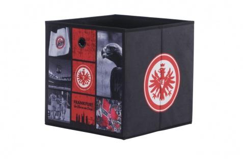 Faltbox Box - Eintracht Frankfurt / Nr.1 - 32 x 32 cm
