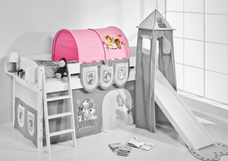 Tunnel Filly - für Hochbett. Spielbett und Etagenbett