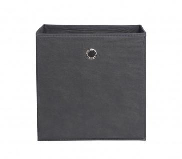 Faltbox Box Fotobox- Delta 1- Anthrazit Größe: 32 x 32 cm