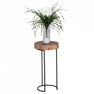 Beistelltisch Tisch BIMA 28x28x55 cm Akazie Massivholz
