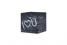 Faltbox Box - Delta -32 x 32 cm / 3er Set - Wall