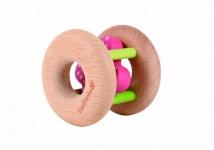 Holzspielzeug - Rassel Spielzeug Blume
