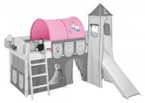 Tunnel Frozen 2- für Hochbett. Spielbett und Etagenbett