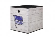 Faltbox Box - Hertha BSC / Nr.2 - 32 x 32 cm / 3er Set