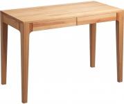 Schreibtisch Bürotisch Tisch - Kata - 110x55 mm - Kernbuche massiv