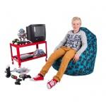 Sitzsack Belo XL - Sitzsackerlebniss in Casablanca Stoff und 12 Farben