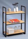 Regal Bücherregal - Gino - 110 x 80 cm - Eiche massiv