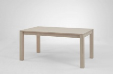 Esstisch Funktionstisch ELDA Tisch 200/300 x 100 Wildeiche massiv