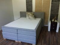 Boxspringbett Schlafzimmerbett PESARO 120x200 cm
