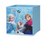 Faltbox Box - FROZEN / Nr.2 - 32 x 32 cm