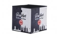 Faltbox Box - Eintracht Frankfurt / Nr.3 - 32 x 32 cm