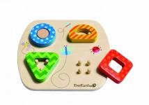 Holzspielzeug - Holzpuzzle Wald