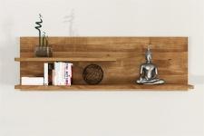 Wandregal Wandboard MAISON Buche massiv 100x37x20 cm