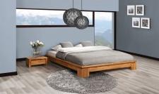 Futonbett Bett Schlafzimmerbet MAISON Eiche massiv 180x200 cm