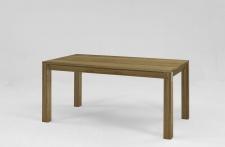 Esstisch Tisch mit Gestellauszug RUDEN 200/ 300 x 100 cm Buche massiv