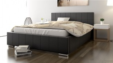 Polsterbett Bett Doppelbett GIORGIO XS 160x200cm inkl.Lattenrost