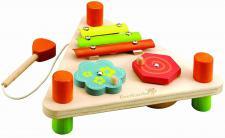 Holzspielzeug - 2-seitiges Musikdreieck