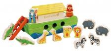 Holzspielzeug - Kleine Arche Noah