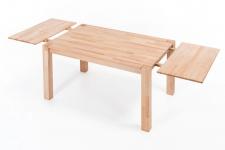 Ansteckplatte 40 cm für Tische DARVIN 140 und 160cm Buche massiv geölt
