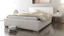 Polsterbett Bett Doppelbett GIORGIO 180x200cm inkl.Bettkasten