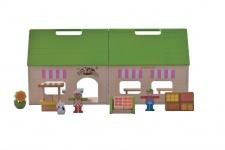 Holzspielzeug - Bio Laden Puppenhaus