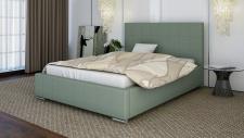 Polsterbett Bett Doppelbett GIORGIO L 180x200cm inkl.Lattenrost