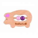 Holzspielzeug - Schweinchen