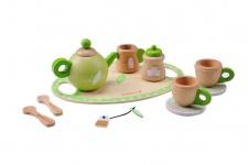 Holzspielzeug - Teeservice