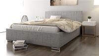 Polsterbett Bett Doppelbett GIORGIO 140x200cm inkl.Bettkasten - Vorschau 5