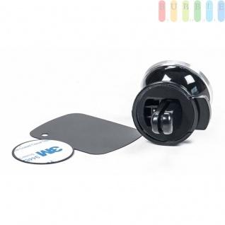 Handyhalter von All Ride, Lüftungshalter mit Magnet, Klick-Montage ohne Bohren, Größe5, 5x3, 5cm - Vorschau 2