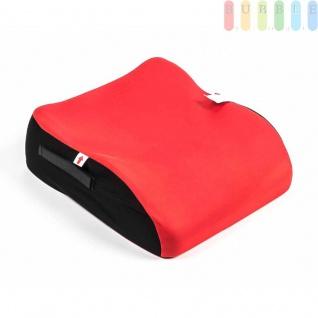 Kindersitzerhöhung ALL Ride Bubu, entspricht EU-Norm ECE 44/04 2928 (E20), von 15 bis 36 kg, Farbe Rot