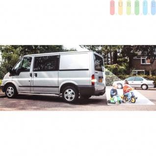 Weitwinkellinse für Fahrzeuge, Kunststoff selbstklebend, wiederverwendbar, Größeca.25x20cm - Vorschau 2