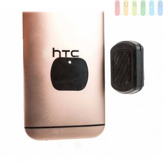 Magnethalter für Mobilgeräte von ALL Ride, Oberflächenmontage, Hitzeresistent, selbstklebend, 360°drehbar, 3-teilig - Vorschau 3